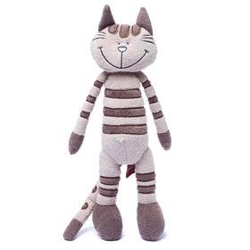 Мягкая игрушка «Кот Полосатик», 33 см