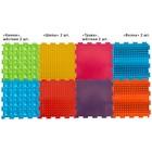 Детский массажный коврик «Орто», набор № 3, МИКС - фото 105574625