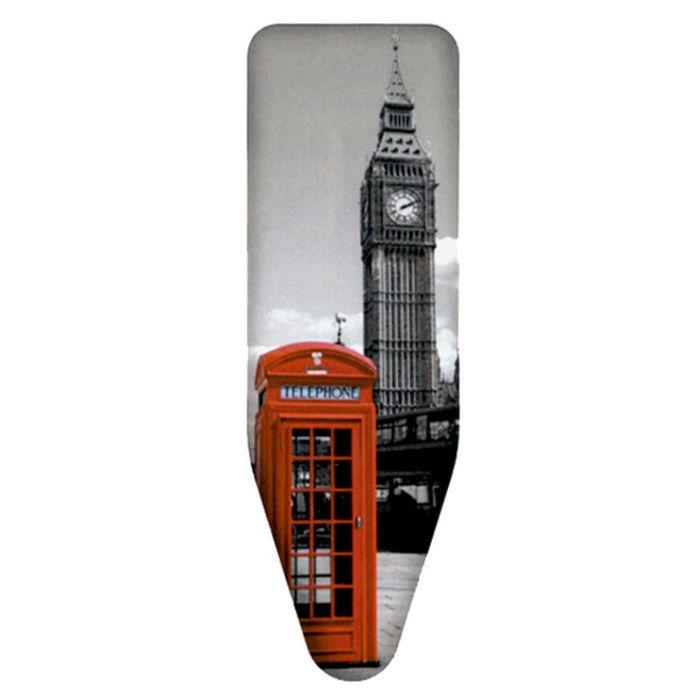 Чехол для гладильной доски London, 130х50 см, хлопок