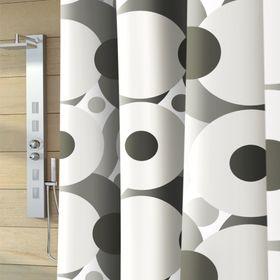 Штора для ванной Bacchetta Galaxy , 180 х 200 см