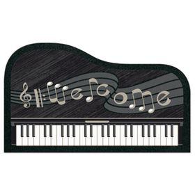 Коврик придверный Format Forme «Пиано», 40 х 68 см