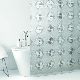Штора для ванной Bacchetta Sfera, 240 х 200 см