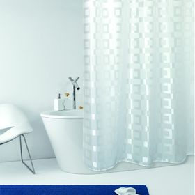 Штора для ванной Dama, 180 х 200 см