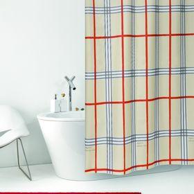 Штора для ванной Fabric, 180 х 200 см