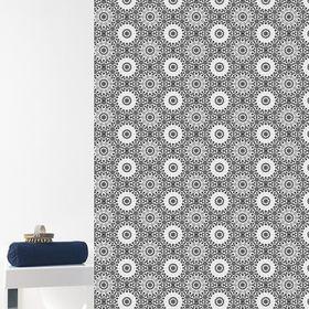 Штора для ванной Hamam, 180 х 200 см, цвет серый