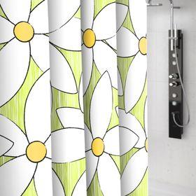 Штора для ванной Magnolia, 180 х 200 см