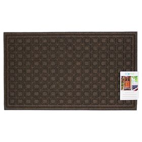 Коврик влаговпитывающий Textures Blocks Walnut 45х76 см