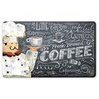 Коврик на кухню Coffee Chef 45x75 см