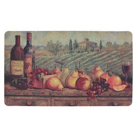 Коврик на кухню Tuscan Wine 45x75 см