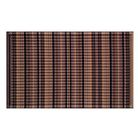 Коврик влаговпитывающий Brown Stripes 45х76 см