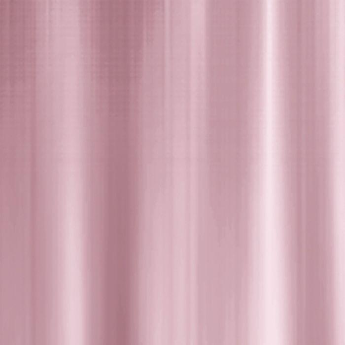 Штора для ванной 180х180 см, розовый