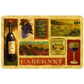 Коврик на кухню Cabernet 56х86 см