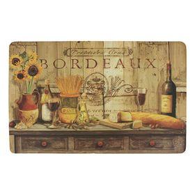 Коврик на кухню Olive Oil Sideboard 56х86 см