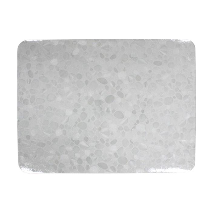 Салфетка на стол «Камушки», транспарент, 30 х 40 см