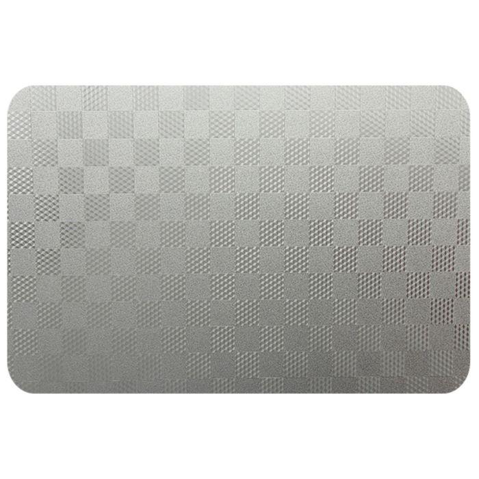 Салфетка на стол «Квадро», транспарент, 30 х 40 см