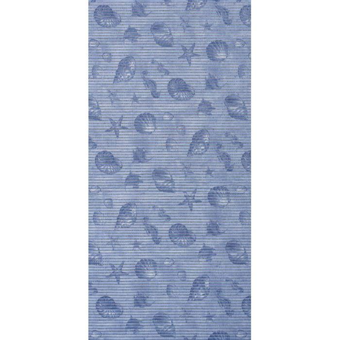 Коврик Tango Plus Conchiglia blu, 65 см, рулон 20 пог. м