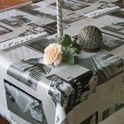 Клеенка столовая Sale & Pepe 140 см, рулон 20 п.м., Париж