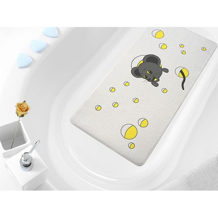 SPA-коврик в ванну Mickey, 36 х 71 см