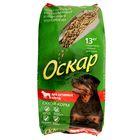 "Сухой корм ""Оскар"" для собак активных пород, 13 кг"