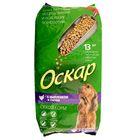 """Сухой корм """"Оскар"""" для взрослых собак, с цыпленком и рисом, 13 кг"""