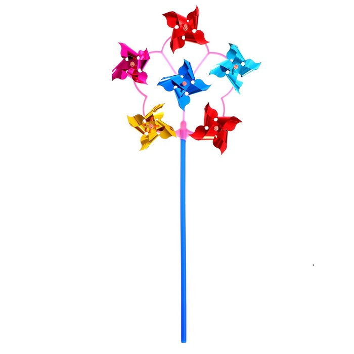 Ветерок шестерка «Цветок», Микс