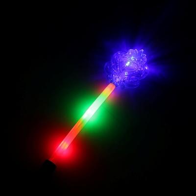 Световая палочка «Сердечко», цвета МИКС