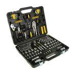 Набор ручного инструмента Kolner KTS 123, в пластиковом кейсе, 123 предмета
