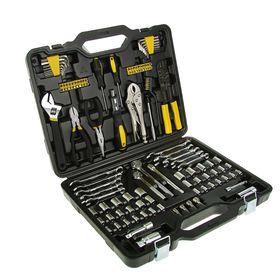 Набор ручного инструмента Kolner KTS 123, в пластиковом кейсе, 123 предмета Ош