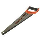"""Ножовка по дереву """"Дельта"""", 400 мм, с трапецеевидным полотном,  средний шаг 4,5 мм"""