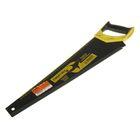"Ножовка по дереву ""Дельта"", Стандарт, 500 мм, трапецеевидн. полотно, средний, шаг 4,5 мм"