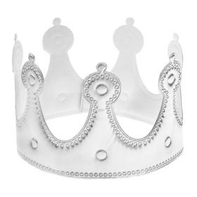 Корона «Принцесса», серебряная