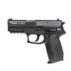 Пистолет пневматический Sig Sauer 2022, к.4,5 мм, металл/пластик, черный, 130 м/с