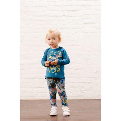 Джемпер для девочки, рост 134 см, цвет синий 151-315-08