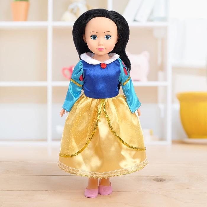 """Кукла принцесса """"Марина"""" в платье"""