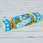 Складная коробка‒конфета «Весёлого Нового года!», 11 × 5 × 5 см