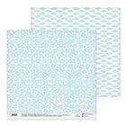 Бумага для скрапбукинга «Льняная салфетка», 30.5 × 30.5 см, 180 г/м