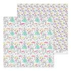 Бумага для скрапбукинга Princess, 30.5 × 30.5 см, 180 г/м