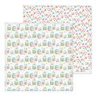 Бумага для скрапбукинга «Сладкие баночки», 30.5 × 30.5 см, 180 г/м