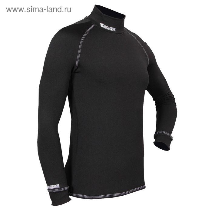 Термобелье (кофта) MAN WARM Long shirt Черный M