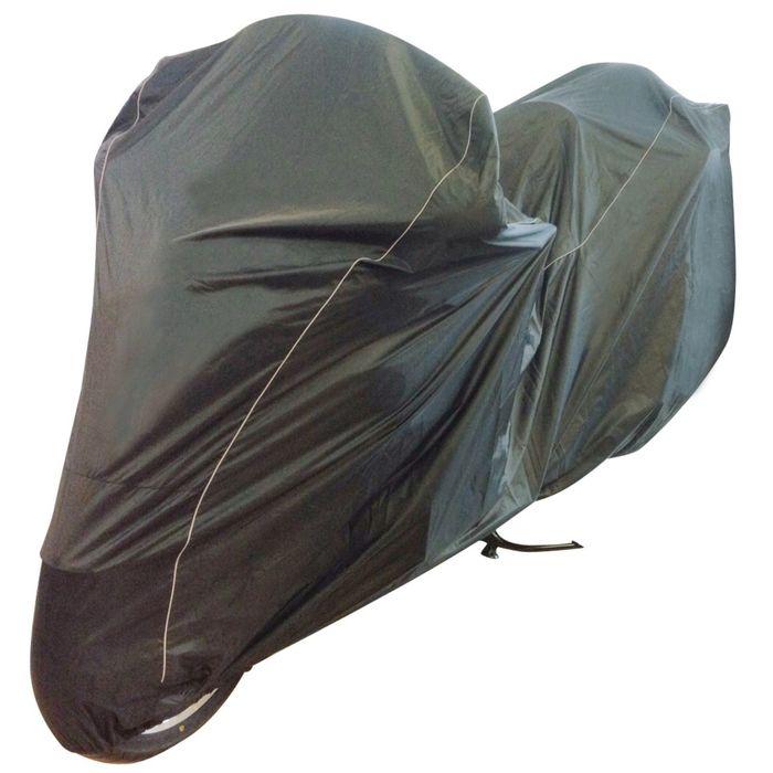 Чехол для мотоцикла Luxury Tourer Черный
