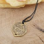 """Амулет из ювелирной бронзы """"Сплетённые любовники"""" символ любви, укрепление отношений"""