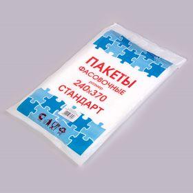 Набор пакетов фасовочных 24 х 37 см,  8 мкм, 750 шт., стандарт