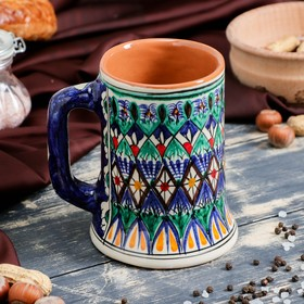 Бокал Риштанская Керамика 500 мл - фото 1398897