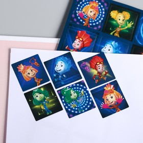 Наклейки детские декоративные ФИКСИКИ 'Большой секрет, Друзья', 15 х 8 см Ош