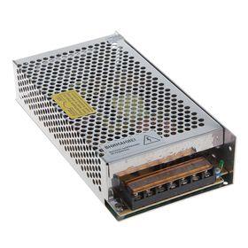 Источник питания Luazon 12V DC, 15A, 180W, IP20, разъём под винт, 110-220V AC