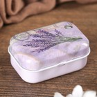 Box metal Lavender-MIX 2,5x5,5x4 cm