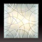 Светильник OMAKA 3x60W E27 белый, серый 40x40x10,5см