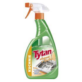 Жидкость для мытья кухни Tytan, спрей, 500 мл