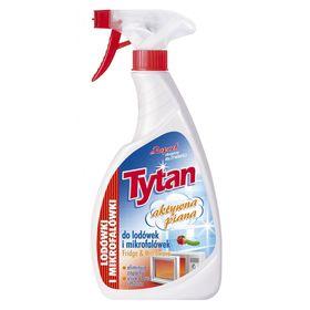 Жидкость для чистки холодильников и микроволновых печей Tytan, спрей, 500 мл