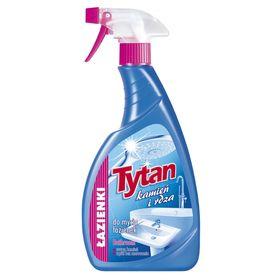Жидкость для мытья ванных комнат Tytan, спрей, 500 мл